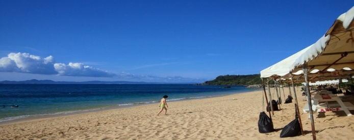 沖縄・伊計島大泊ビーチ駐車場トラブル