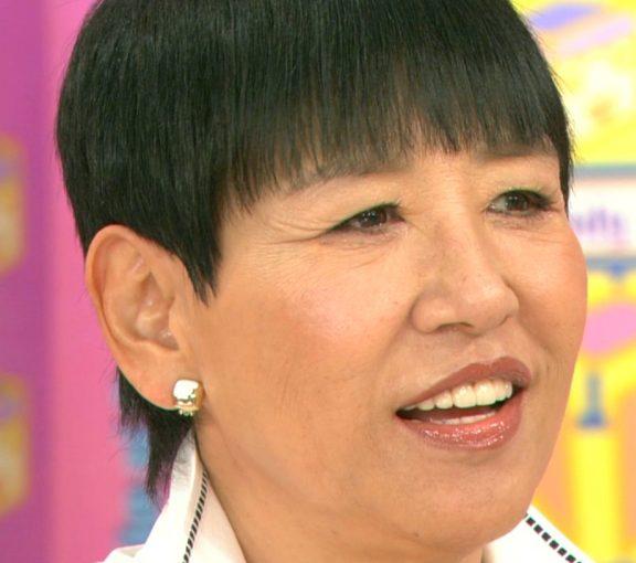 在日韓国人和田アキ子こと金福子の帰化日